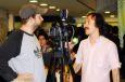 Dellani Lima em entrevista para o Metrópolis / TV Cultura