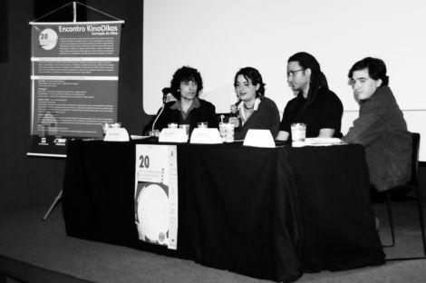 Bruno Bralfperr, Moira Toledo, Mauro Reis e Evandro Santos