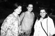Sisters Cris Alves, Cecília Nogueira e Ana Paula Nogueira by Marcos Finotti