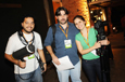 Equipe do making of por Marcos Finotti