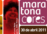 Maratona de Cores no Cinema Nosso
